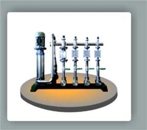 Установки смесевых топлив (компаундирования) УСБ-18