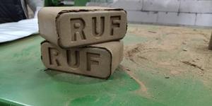 Экспорт брикеты RUF