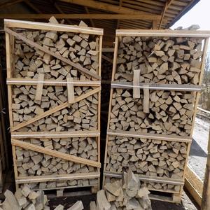 Производим дрова колотые сухие (камерной сушки)
