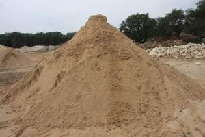 Песок речной, песок овражный, грунт на подсыпку