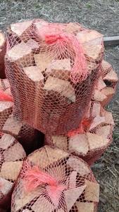 Продаем дрова колотые в сетке по 10 кг