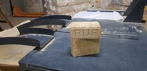 Продам брикеты РУФ на экспорт