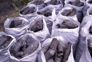 Древесный уголь экспортного качества