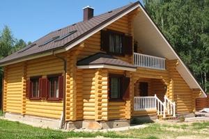 Будівництво будинків з дерева