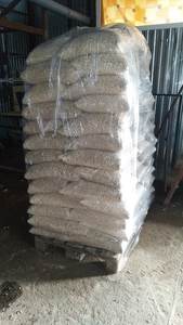 Древесные топливные гранулы пеллеты