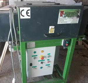 Оборудование для производства дров для розжига