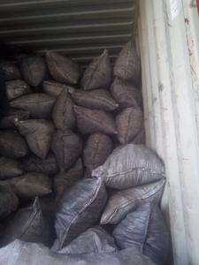 Производим уголь из дуба и березы