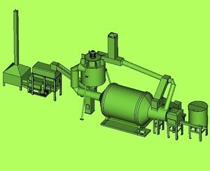 Линии изготовления топливных брикетов (RUF, Nesto, Pini&Kay)