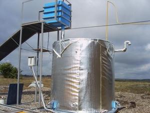 Документация для самостоятельного изготовления малых биогазовых установок