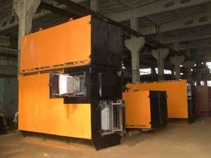 Производим модульные твердотопливные котлы мощностью от 100 кВт